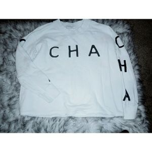 Cha cha sweatshirt by madewell